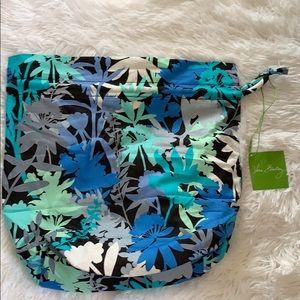 Vera Bradley Camo floral bag